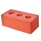 3 hole solid brick